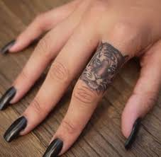 most original finger tattoo designs