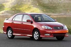 what gas mileage does a toyota corolla get 2003 toyota corolla overview cars com