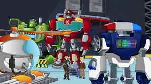 transformers rescue bots hotshots s01e03 video dailymotion