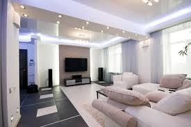 le wohnzimmer led luminaire led pour le plafond l éclairage indirect moderne