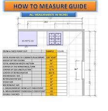 Height Of Cabinets How To Measure For Kitchen Cabinets Breathtaking 12 4504 Hbe Kitchen