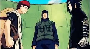 sasuke vs sasuke vs gaara fight fanboy 4