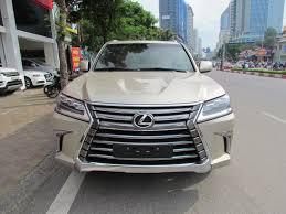 xe lexus ma vang đại lý ô tô cũ bán xe lexus lx 570 2017 nhập khẩu trung đông trả
