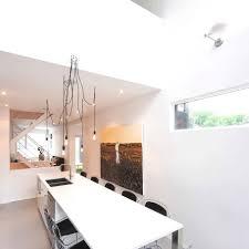 colizza bruni designs modern homes clad in metal siding canada