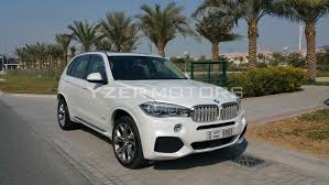 car rental bmw x5 rent a bmw x5 suv 2015 white in dubai yzer motors