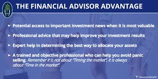 who is a financial advisor what is their importance hexagon wealth