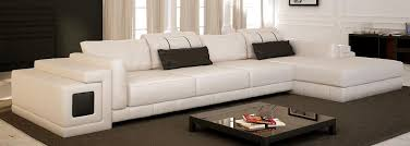 White Sectional Sofa White Sectional Sofa U2013 This Color Goes With Everything Furniture