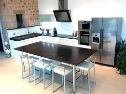 fabriquer une table bar de cuisine fabriquer une table bar de cuisine fabriquer table cuisine faire