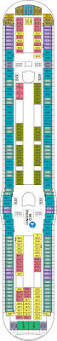 deck plans navigator of the seas royal caribbean intl