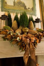 thanksgiving mantel 726 best christmas fireplaces images on pinterest christmas