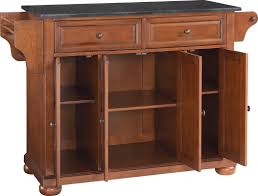 darby home co pottstown kitchen island with granite top u0026 reviews