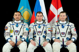 official soyuz crew portraits iriss mission blog