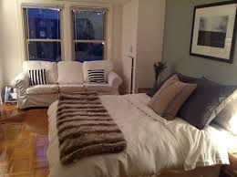 fabulous cozy bedroom ideas with comfortable white bed and fancy
