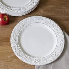 trufant dinner plates reviews birch