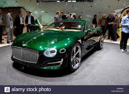 bentley exp 10 speed 6 bentley exp 10 speed 6 concept at the geneva motor show 2015 stock
