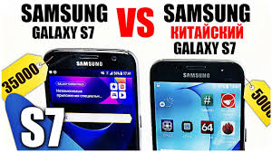 китайский samsung galaxy s7 vs samsung galaxy s with loop