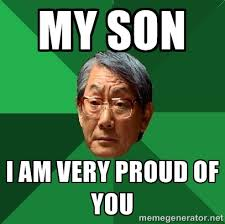 Father And Son Meme - proud father memes image memes at relatably com
