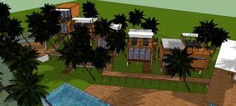 cimaja beach club pelabuhan ratu cottage villa bungalow and