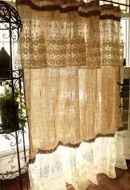 Decorative Curtains Decor Decorating Rustic Curtain Rods Idea Endearing Ideas Decorating
