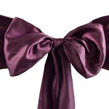 chair sash ties 75 new satin chair sash bows ties wedding party decorations free
