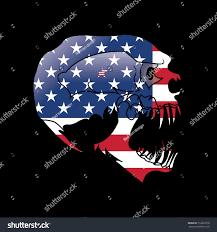 United Nation Flag Skull United Nation Flag Vector Design Stock Vector 312262310