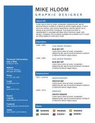 Unique Resume Templates Free Free Clean And Simple Resume Template For Word Docx Green