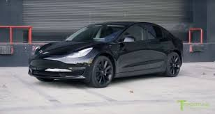 tesla model 3 single motor 0 60 mph time is better than the