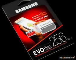 Memory Card Samsung 256gb samsung evo plus 256gb microsdxc card sd adapter is nieu in aachen