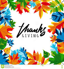 thanksgiving leaves clipart thanksgiving banners with multicolor autumn leaves and calligraphy