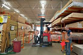 inside a home depot store ahead of earnings figures photos and