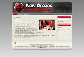 new orleans web design fatcat web designs