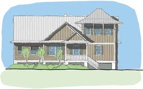 reedy river perch u2014 flatfish island designs u2014 coastal home plans