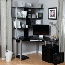 Corner Computer Desk Furniture Computer Desk Home Corner Computer Desk Mesmerizing Black Foam