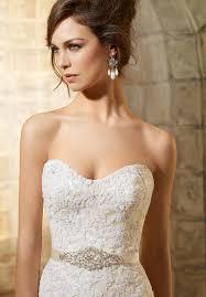 wedding dress accessories morilee bridal beaded satin belt style 11205 morilee