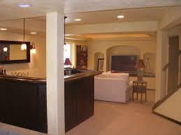 small finished basement plans basement best 25 small basement bars ideas on cave ideas