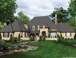 Custom French Country House Plans French Country Custom House Plans U2013 House Design Ideas