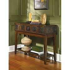 sofa table furniture signature design mckenna sofa table
