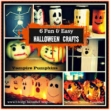 easy halloween crafts images of fun and easy halloween crafts 485 best easy halloween