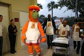 Miami Heat Halloween Costume Heat Miami Heat Delivers Food Chapman Partnership Chapman