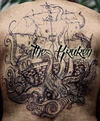 kraken tattoos askideas com