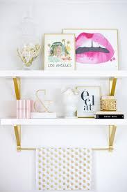 home decor shelves how to decorate shelves like a home decor pro stylecaster