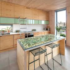 kitchen countertop ideas with maple cabinets 37 glass countertop ideas glass top designs tips advice