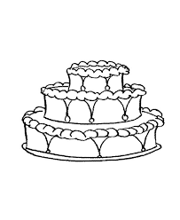 decorating cake coloring pages best place to color