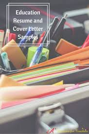 Teacher Resumes Examples by Best 25 Cover Letter Teacher Ideas On Pinterest Application