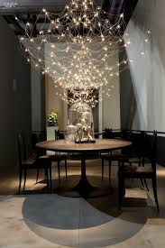 jan pauwels u0027s galaxy chandelier in nickel by baxter this probably