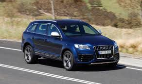 Audi Q7 Suv - all new 2015 audi q7 suv to debut at detroit show performancedrive