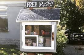 neighbors feed neighbors with little free pantries treehugger