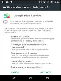 player update for android android banking malware masquerades as flash player targeting