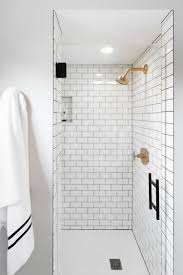 a clean and bright bathroom in seattle homepolish the only thing maria specified was that she wanted cement tiling the rest of the project was a blank slate since the space was close to the guest room