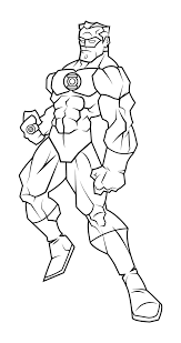 flash superhero coloring pages interesting free printable
